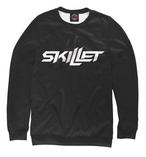 Свитшот Print Bar Skillet
