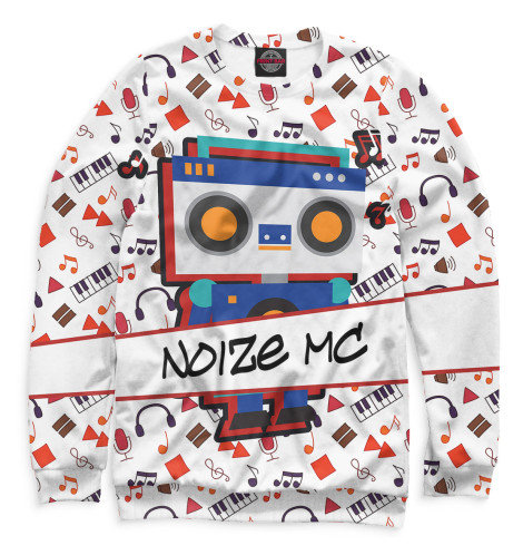 Свитшот Print Bar Noize MC print bar noize mc