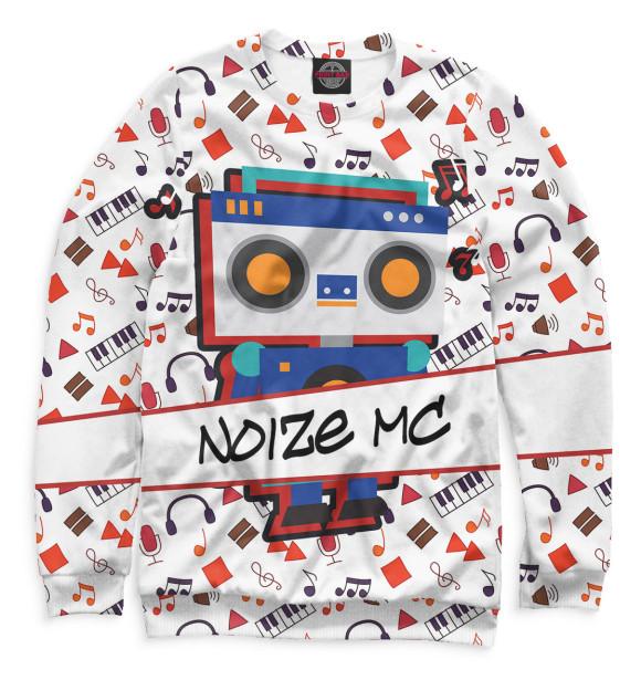 Женский свитшот Noize MC NMC-956887-swi-1  - купить со скидкой