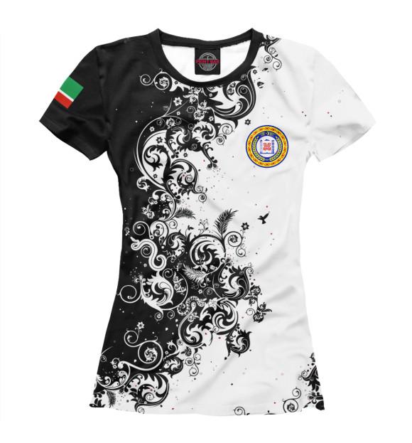 Купить Женская футболка Грозный ISL-281405-fut-1