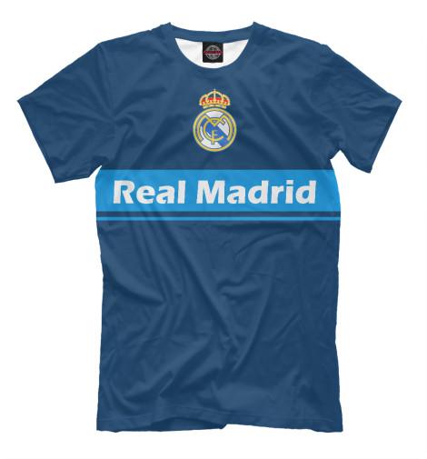 Футболка Print Bar Real Madrid real madrid jersey home 2015