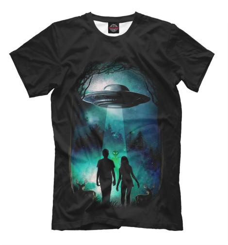 Футболка Print Bar Aliens natives and aliens