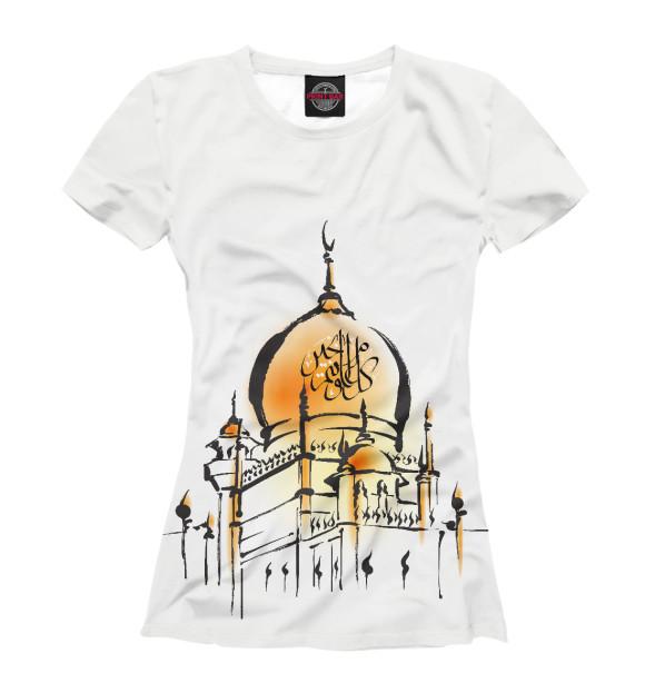 Купить Футболка для девочек Ислам ISL-807194-fut-1