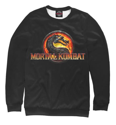 Свитшот Print Bar Mortal Kombat свитшот унисекс хлопковый printio mortal kombat