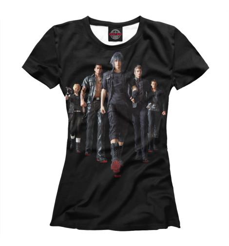 Купить Женская футболка FinalFantasy RPG-824453-fut-1