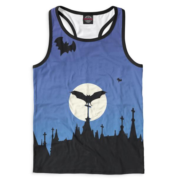 Купить Майка для мальчика Halloween HAL-301129-mayb-2