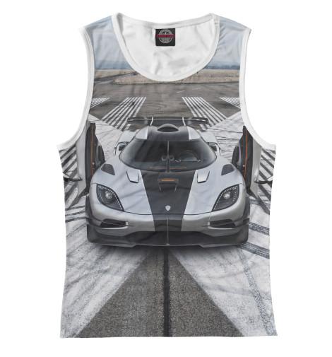 Купить Женская майка Koenigsegg One:1 SPC-338753-may-1