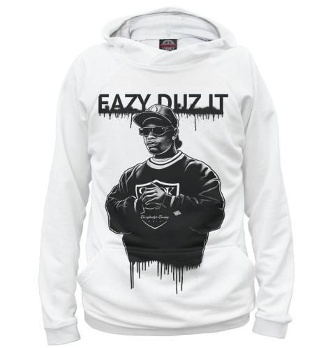 Женское худи Eazy-E