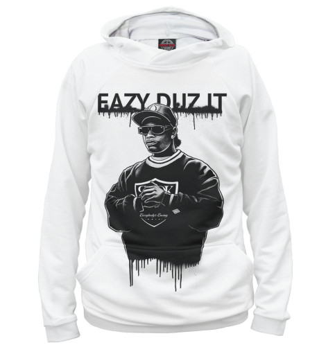 Худи Print Bar Eazy-E худи print bar e mc2