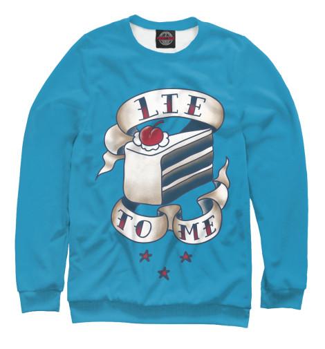 Купить Свитшот для мальчиков Lie to me HIP-158638-swi-2