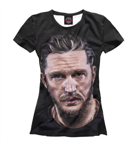 Купить Женская футболка Том Харди ZNR-581644-fut-1