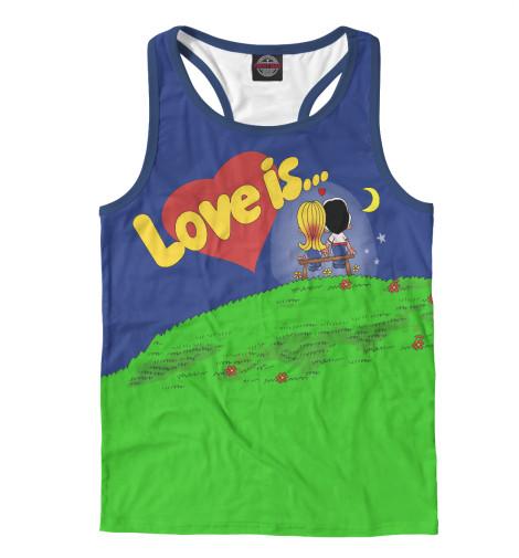 Купить Майка для мальчика Love is... APD-263507-mayb-2