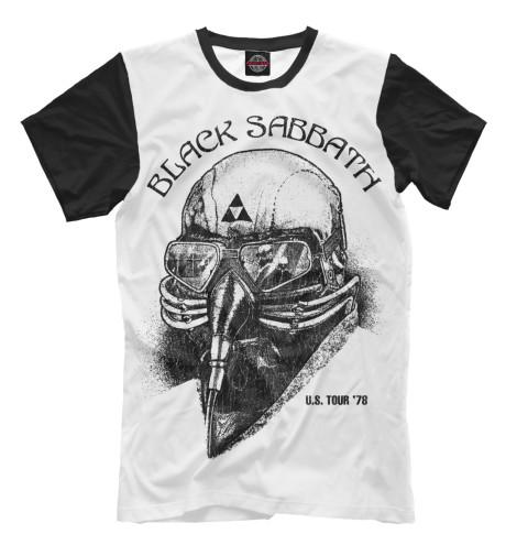 Купить Мужская футболка Black Sabbath BSB-519682-fut-2