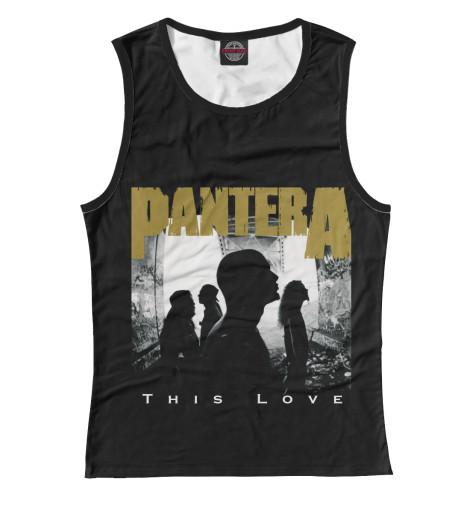 Купить Женская майка Pantera PNT-942090-may-1