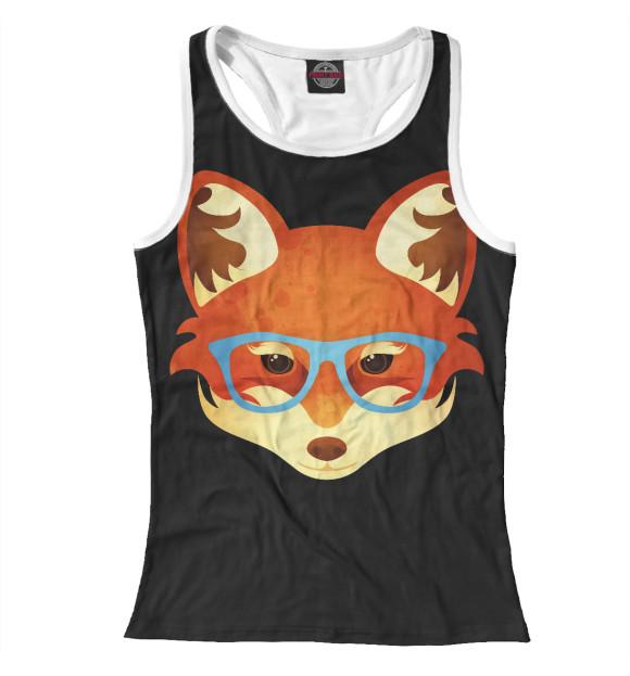 Купить Майка для девочки Лиса FOX-727241-mayb-1