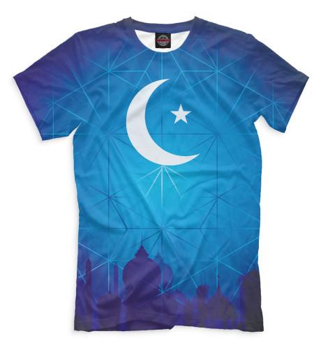 Футболка Print Bar Ислам zamzam zamzam люблю ислам