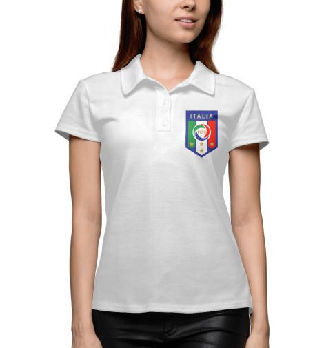 Поло Print Bar Сборная Италии свитшот print bar сборная германии