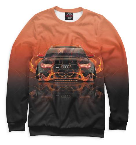 Женский свитшот Audi RS6