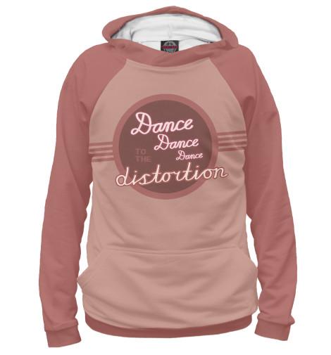 Худи Print Bar Dance Dance Dance to the Distortion murakami h dance dance dance
