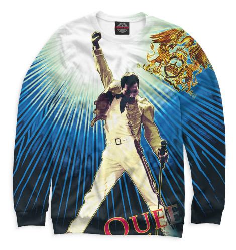Женский свитшот Freddie Mercury