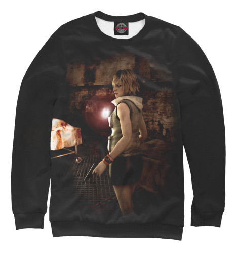 Свитшот Print Bar Silent Hill 3