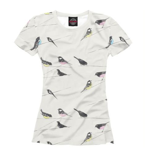 Футболка Print Bar Birdy birdy birdy