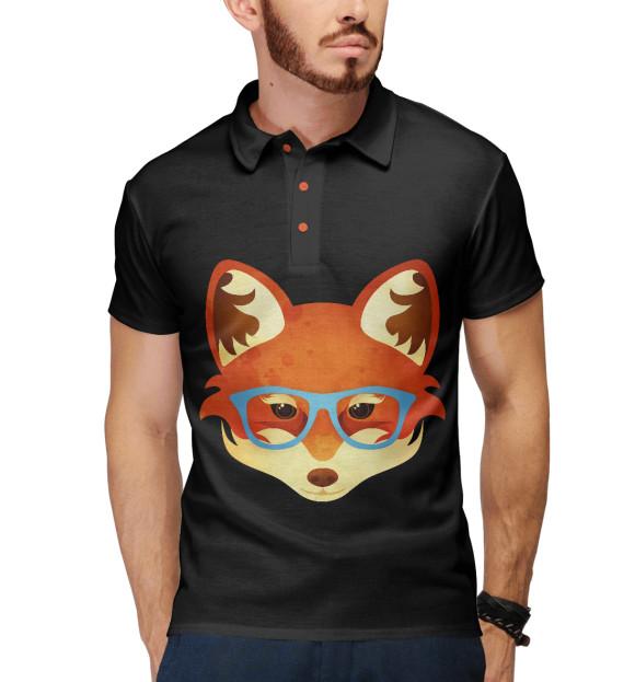 Купить Поло для мальчика Лиса FOX-727241-pol-2