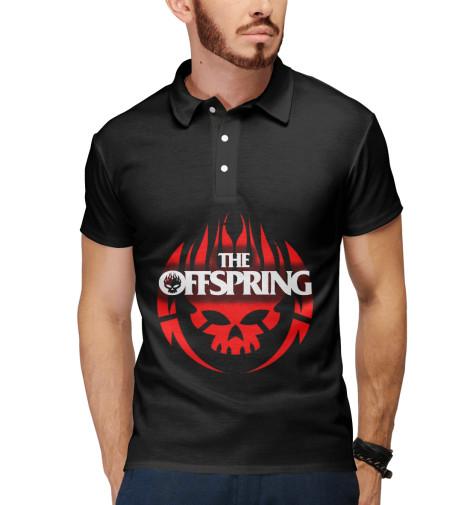Купить Мужское поло The Offspring MZK-616914-pol-2