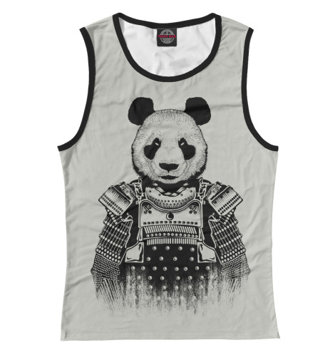 Майка Print Bar Panda Samurai майка print bar panda color