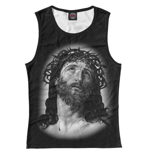 Майка Print Bar Иисус иисус исцеляет больного пазлы