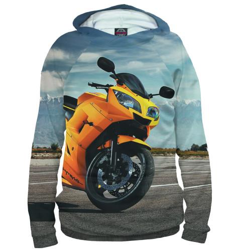 Женское худи Мотоцикл