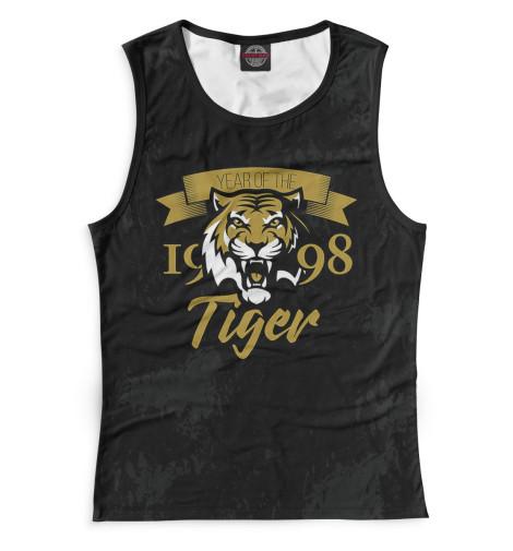 Майка Print Bar Год тигра — 1998