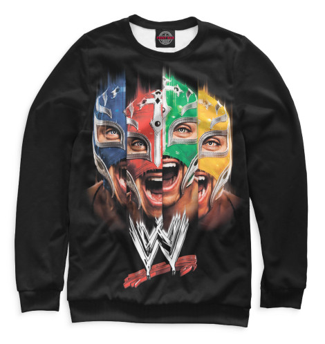 Женский свитшот WWE