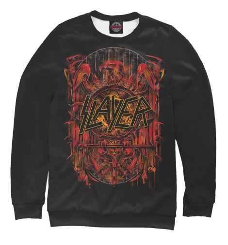 Свитшот Print Bar Slayer - thrash metal band