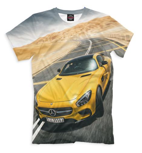 Мужская футболка AMG GT