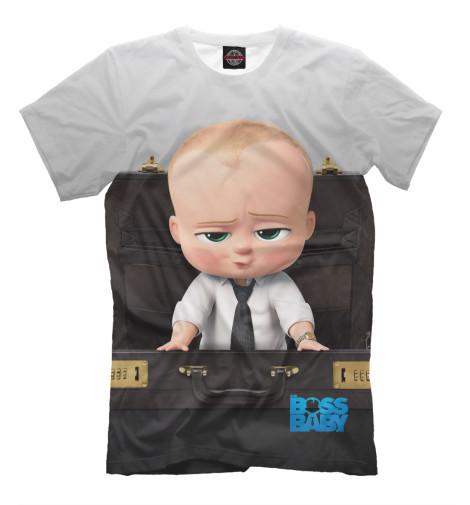 Футболка Print Bar Boss Baby