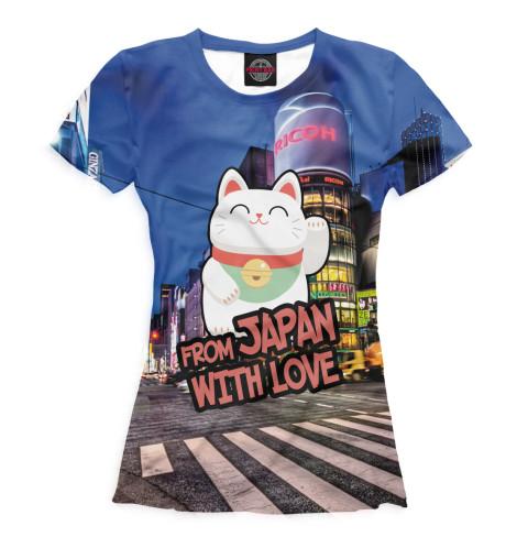 Футболка Print Bar From Japan with Love футболка print bar with love