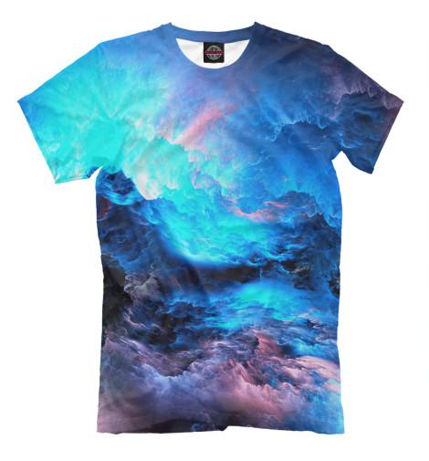 Купить Мужская футболка Абстракция MAC-209177-fut-2