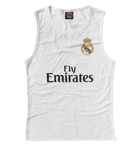 Майка Print Bar Форма Реал Мадрид детская футболка классическая унисекс printio реал мадрид