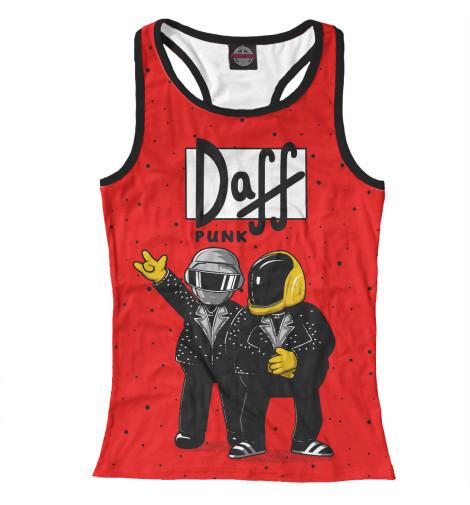 Майка борцовка Print Bar Daff Punk майка print bar dadt punk