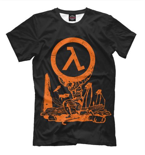 Футболка Print Bar Half-Life футболка print bar half life