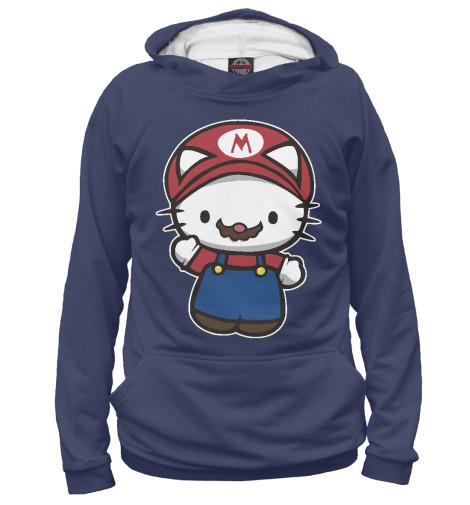 Худи Print Bar Kitty Mario худи print bar mario