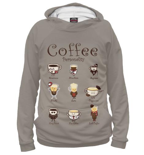 Худи Print Bar Coffee Personality personality traits