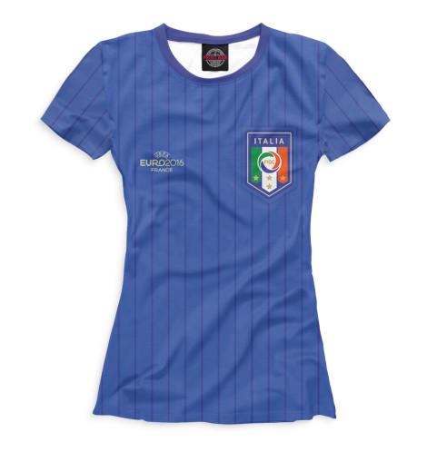 Женская футболка Евро 2016