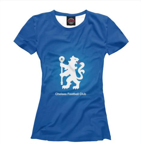Купить Футболка для девочек FC Chelsea CHL-124358-fut-1