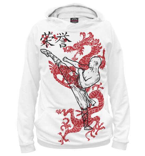 Худи Print Bar Shaolin Monk