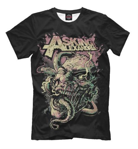Купить Мужская футболка Asking Alexandria MZK-694816-fut-2