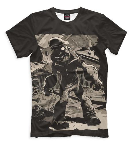 Мужская футболка Моряк Попай