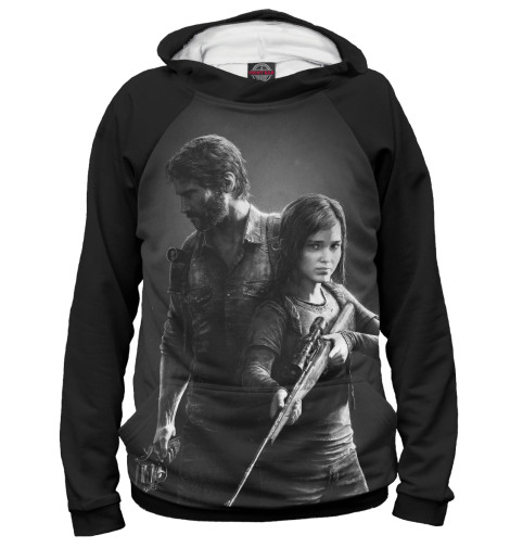 Купить Худи для девочки The Last of Us RPG-689294-hud-1