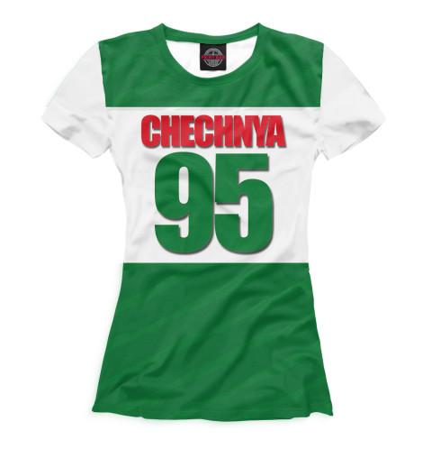 Футболка Print Bar Чечня